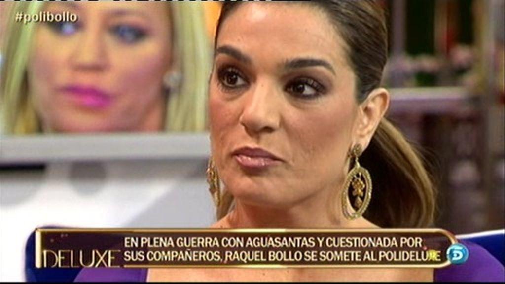 """Conchita, sobre el polideluxe: """"Raquel Bollo ha intentado mentir al polígrafo"""""""