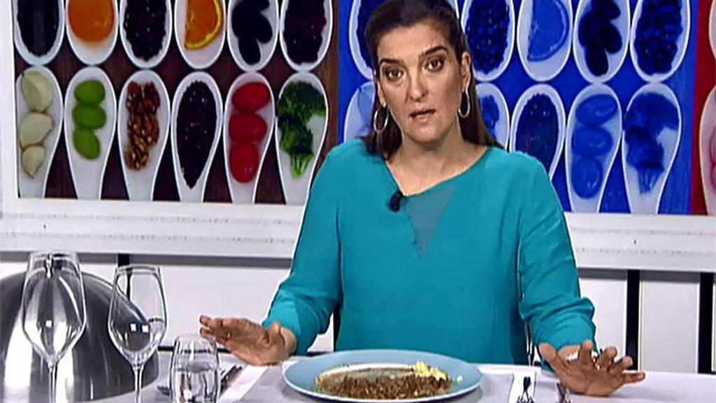 """Mª Jiménez Latorre, sobre fricandó: """"No han cocinado, han perpetrado"""""""