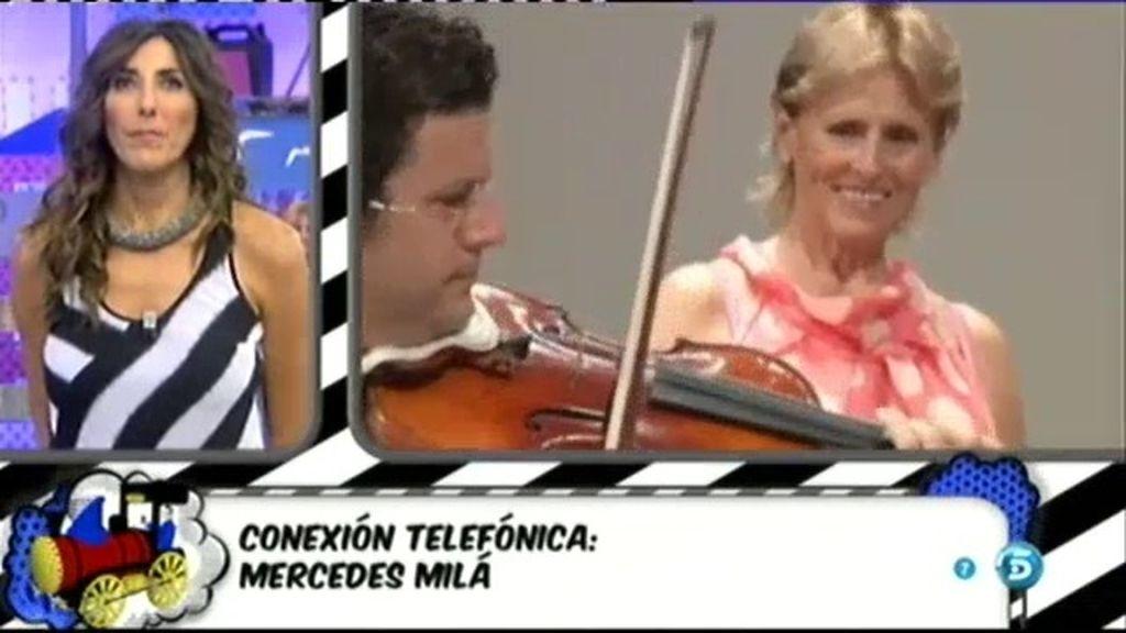 """Mercedes Milá: """"El Gobierno español no puede vender armas al pueblo israelita"""""""