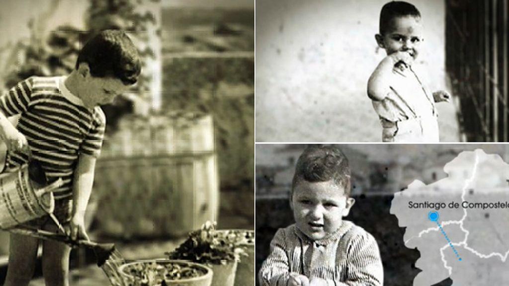¿Cómo fue la infancia de Mariano Rajoy?