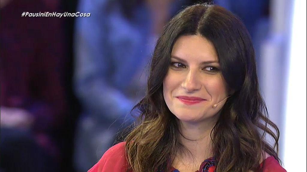 """Laura Pausini: """"Siempre he sufrido por tener el trasero grande"""""""