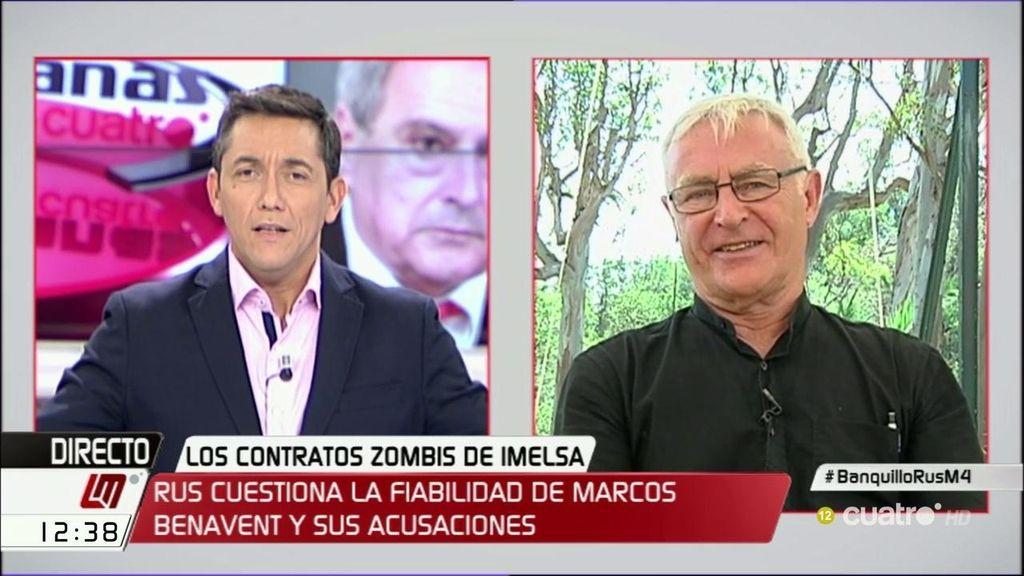 """Ribó: """"Queremos recuperar hasta el último céntimo porque es dinero de los valencianos"""""""