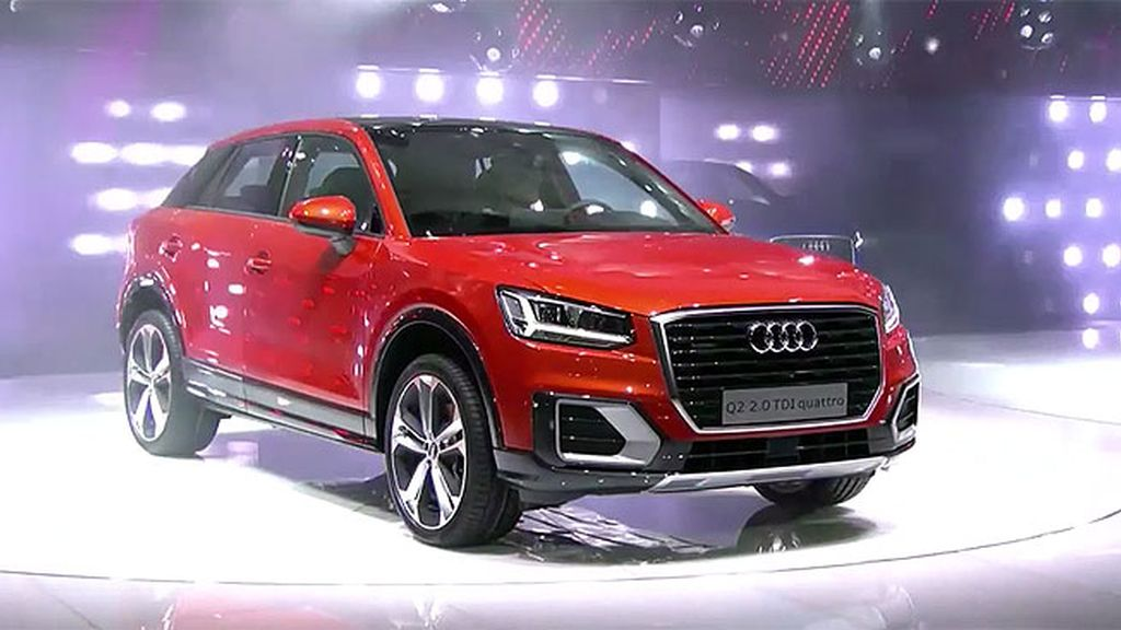 Audi presenta su SUV Q-2