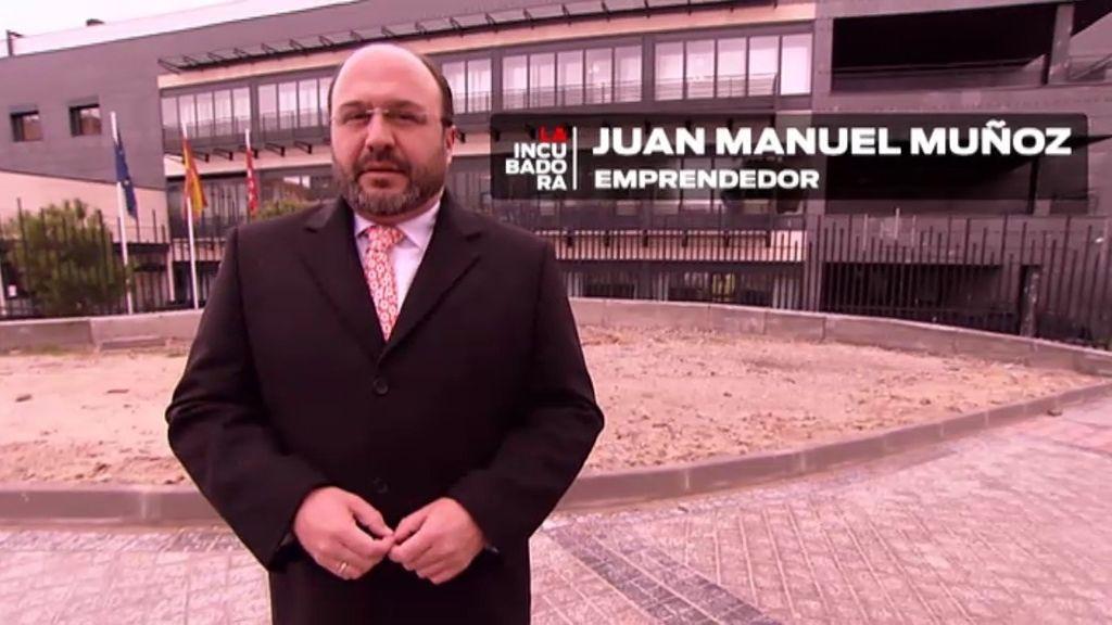 Juan Manuel Muñoz, emprendedor y cofrade
