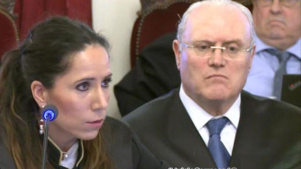 """Beatriz Lamas, abogada de la familia de I. Carrasco: """"Triana es la inductora"""""""
