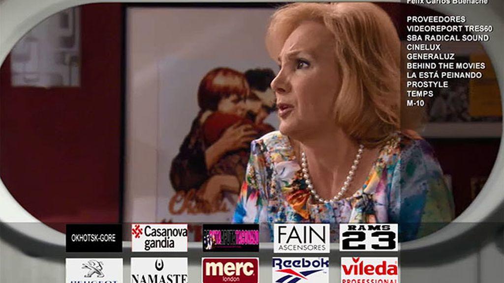 En el próximo capítulo: Maruchi suplica a Lucía que no se vaya