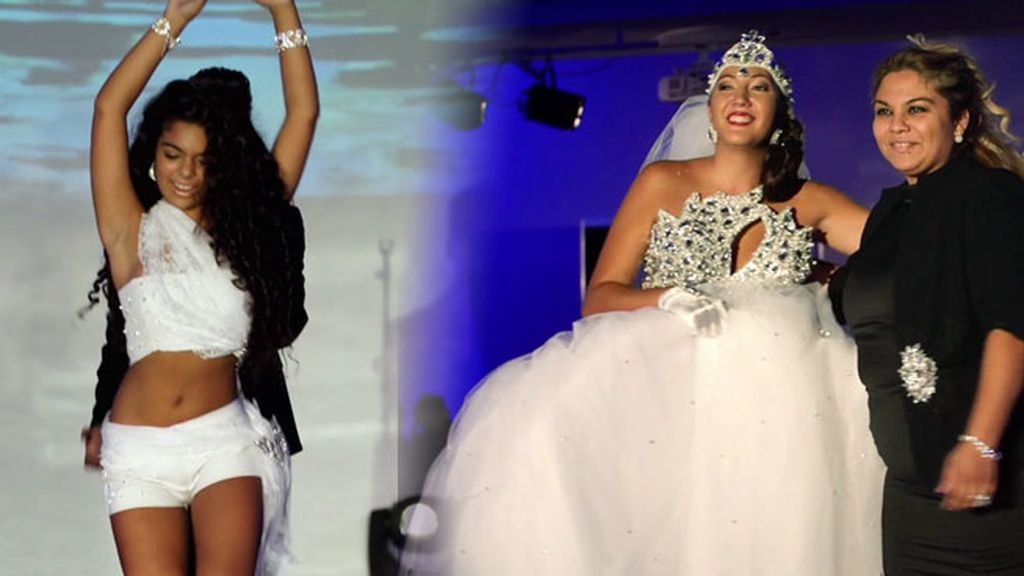 'La Negra' triunfa bailando en la Fashion Weekend junto a Frank Diago