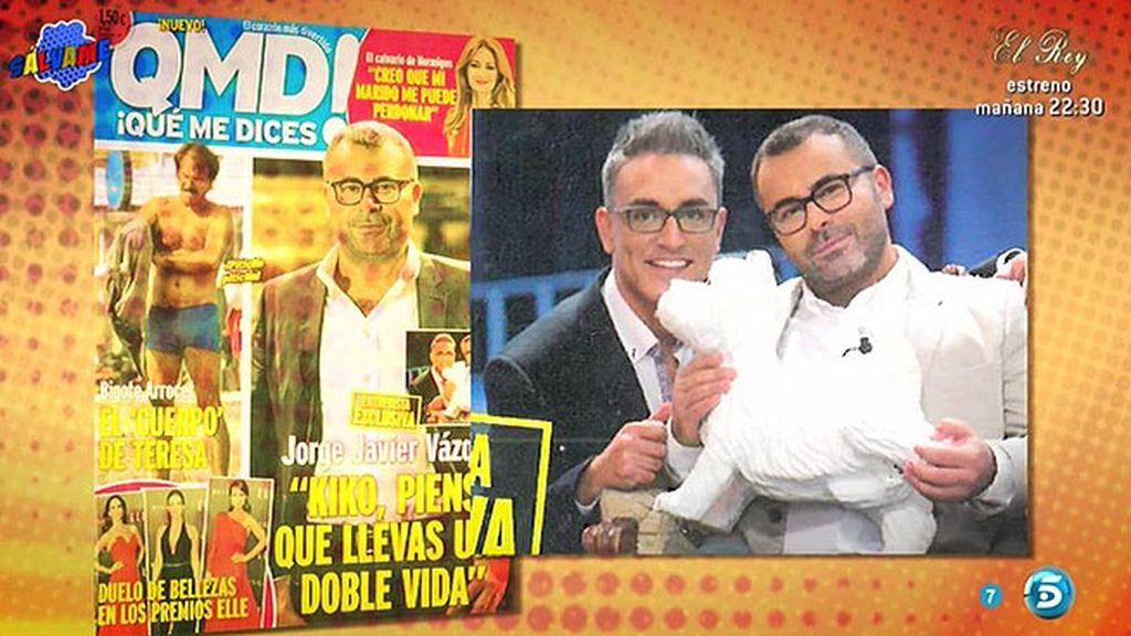 """Jorge Javier se sincera en 'QMD!"""": """"Ojalá cumpla los 50 en el programa"""""""