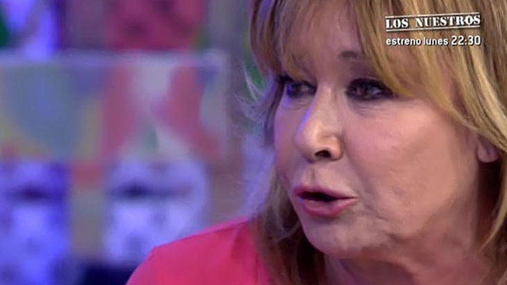 """Mila Ximénez: """"Hay que ser mas críticos con Belén porque será beneficioso para ella"""""""