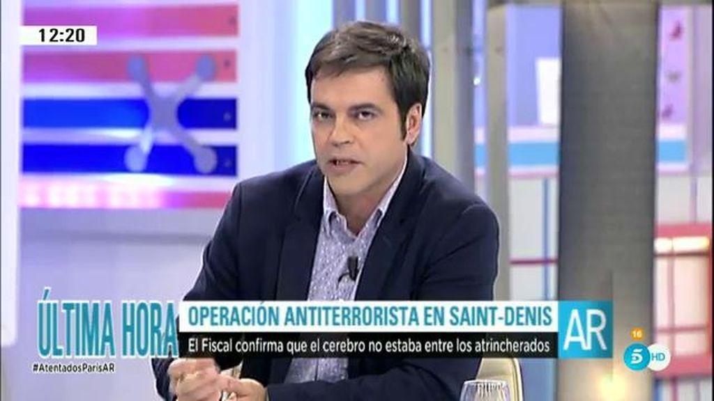 Fernández Díaz asegura que existe un riesgo muy elevado de ataque terrorista en España