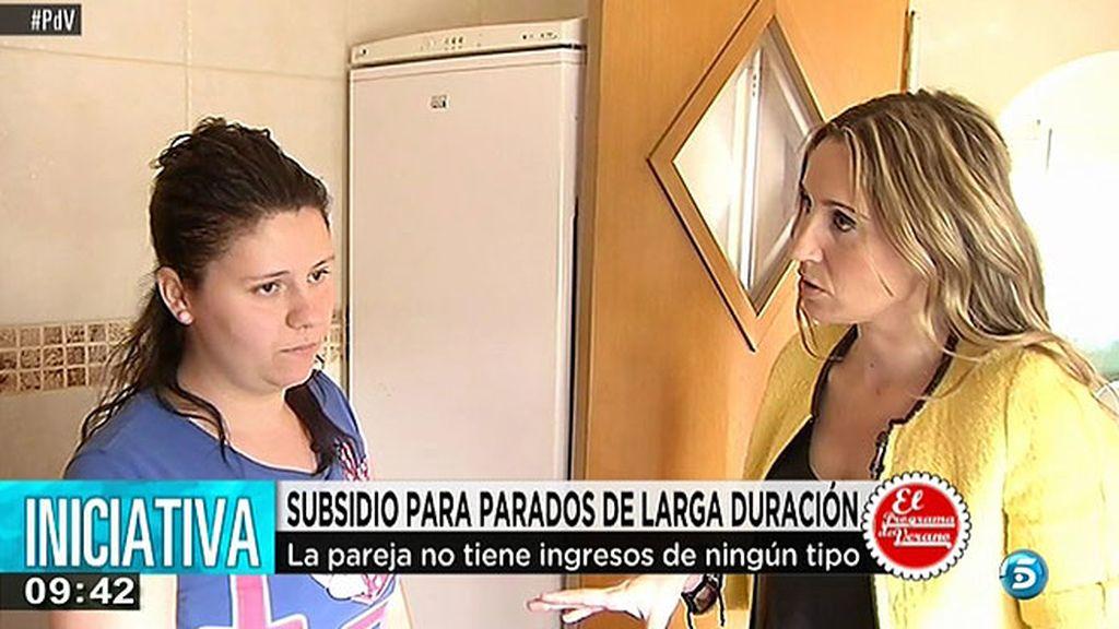 Cristina y Alberto tienen dos hijos menores de edad y no tienen ningún ingreso