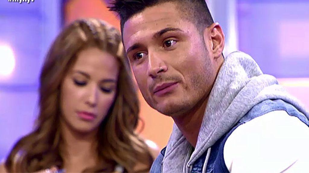 """Tamara: """"Ángel tonteó con una chica, con Triana, la exnovia de Kiko Rivera"""""""