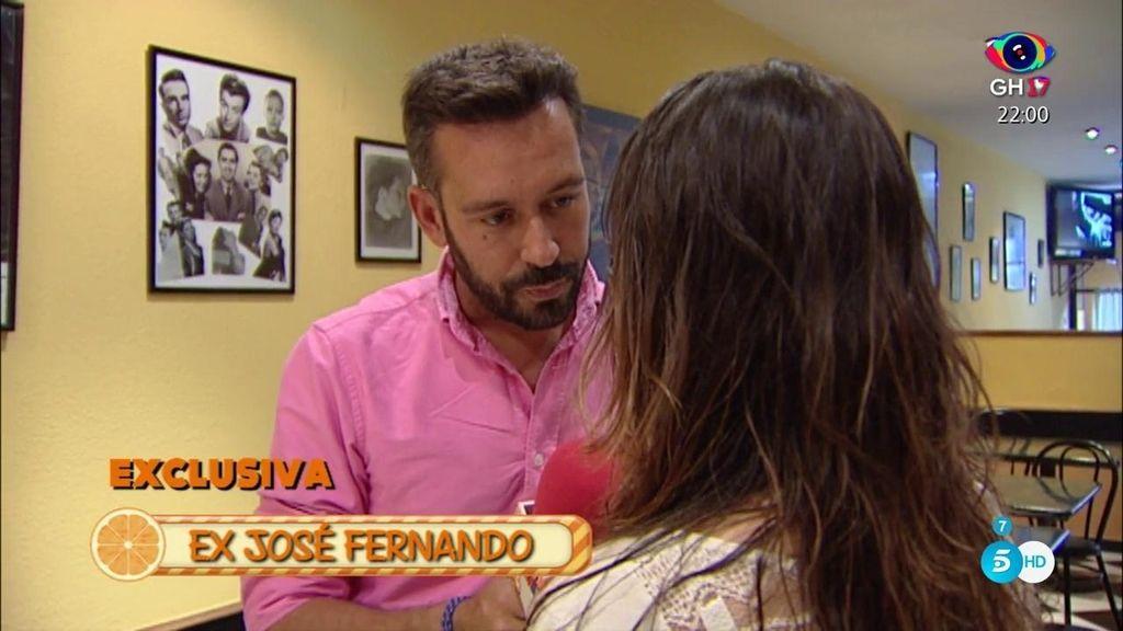 """Hablamos con una ex de José Fer: """"Me habla fatal de Michu y que le debe 10.000 €"""""""