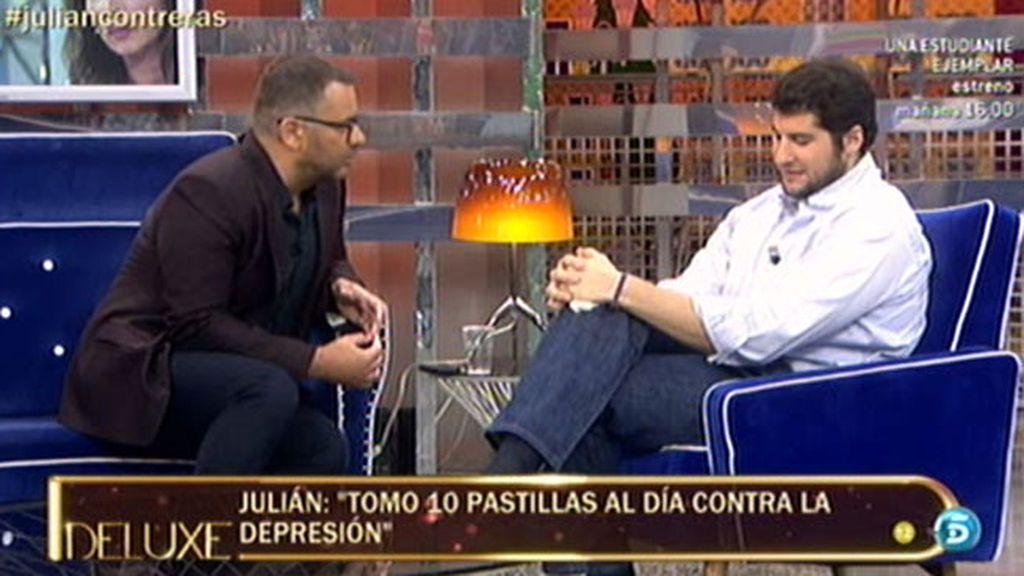 La entrevista íntegra de Julián Contreras