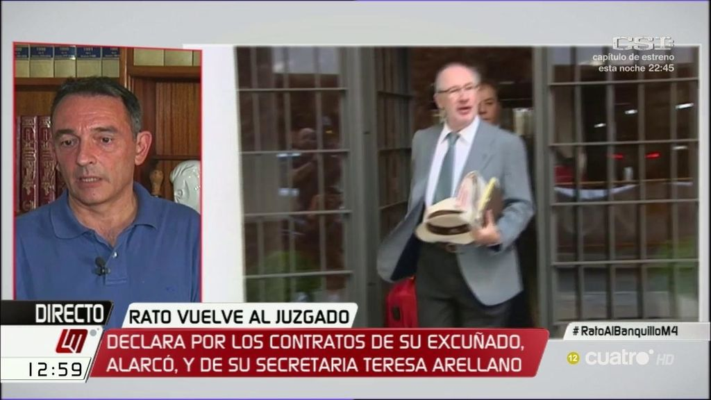 """Enrique Santiago, abogado del caso Bankia: """"Fue un vaciamiento patrimonial organizado"""""""