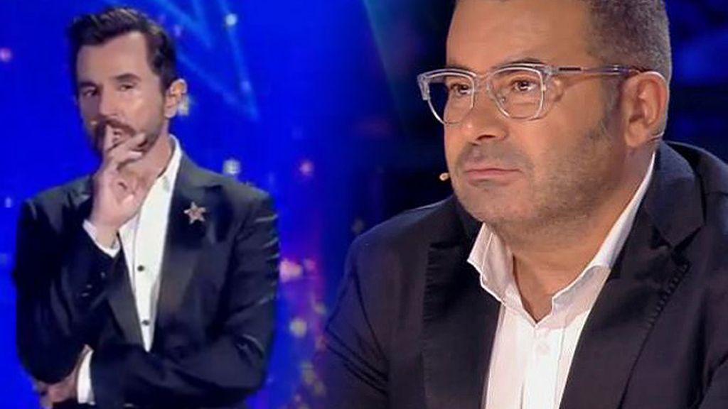 """Santi Millán, a J.J. Vázquez: """"La gente comenta que eres un témpano de hielo…"""""""