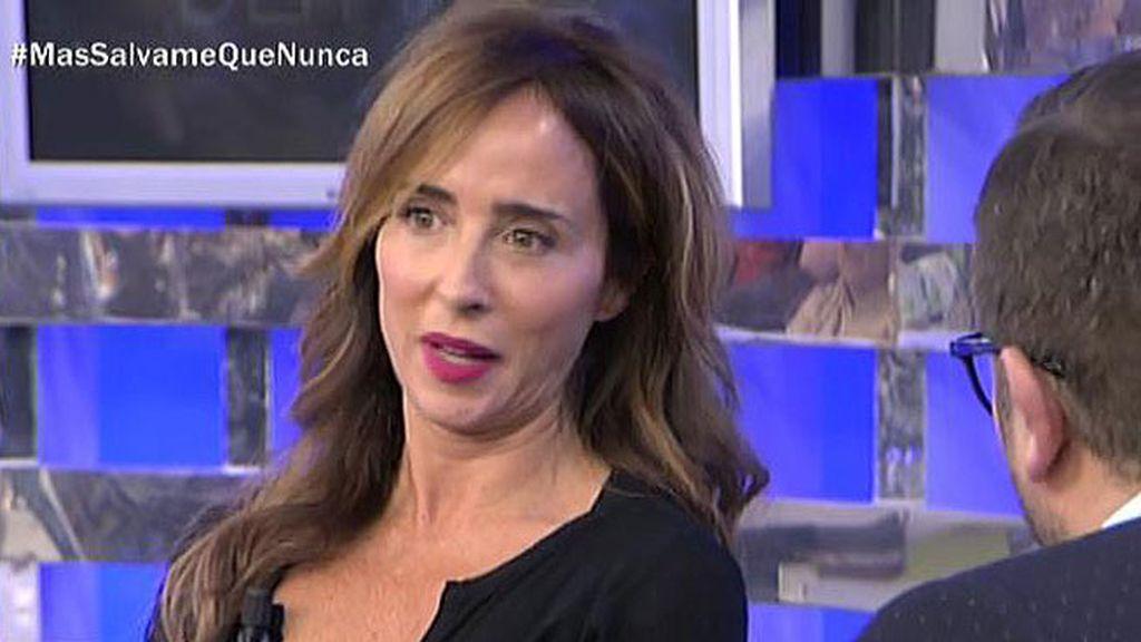 """María Patiño: """"Me gustaría casarme descalza y vestida de rojo en un lago"""""""