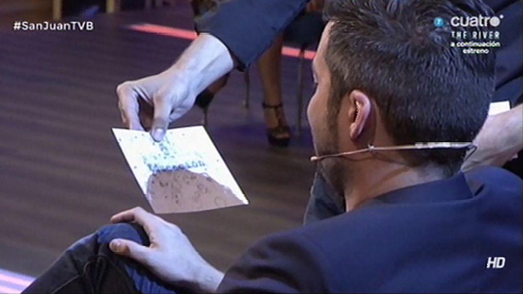 Xavi Rodríguez pierde la capacidad de leer