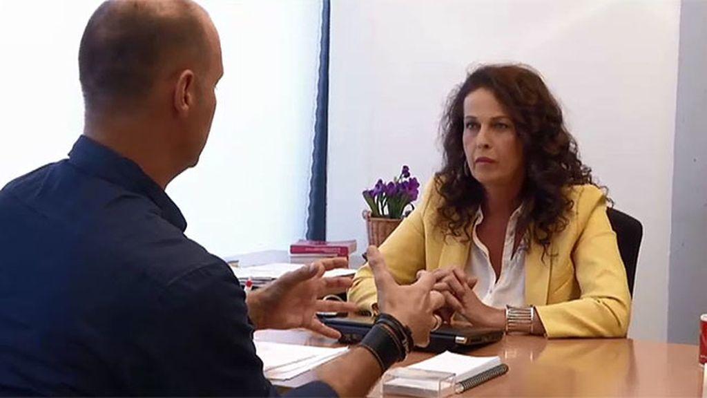 G. Aguado pide ayuda a Carla Antonelli