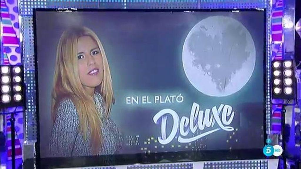 Isa Pantoja, el viernes en el 'Deluxe'