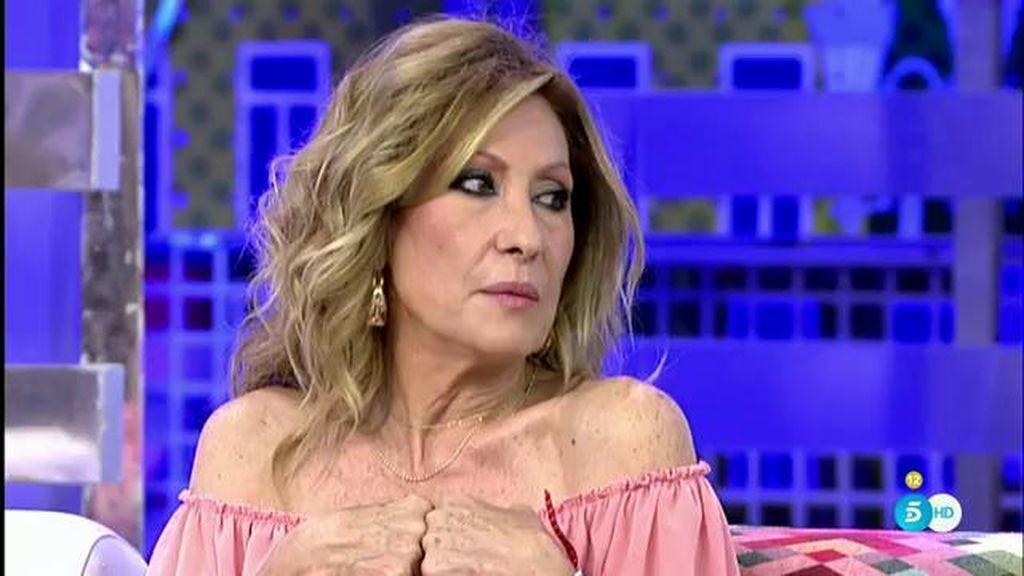 """Rosa Benito: """"Tengo problemas que, aunque no son míos, me atañen"""""""