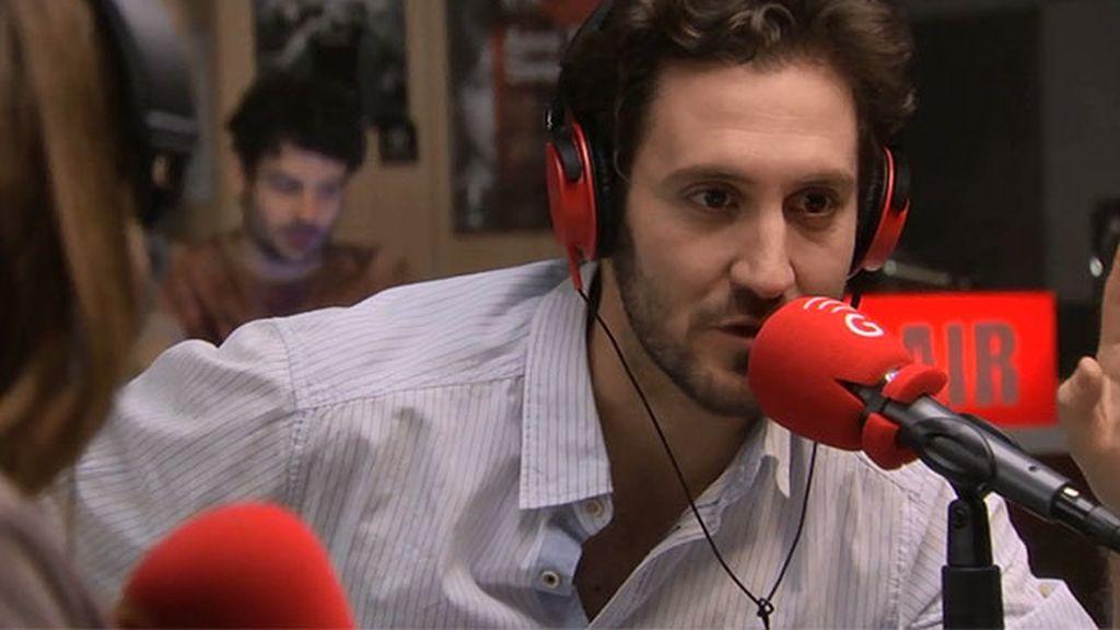 Sergio anuncia en directo que entrevistará en exclusiva a Cowboy