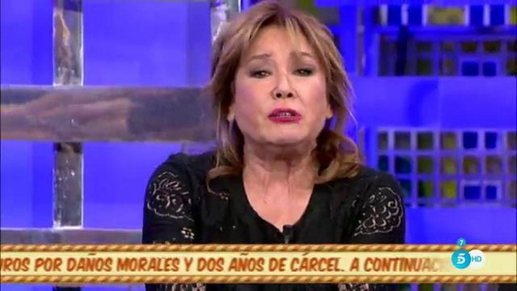"""Mila Ximénez: """"Kiko Rivera siempre tiene un motivo para hablar de su madre"""""""