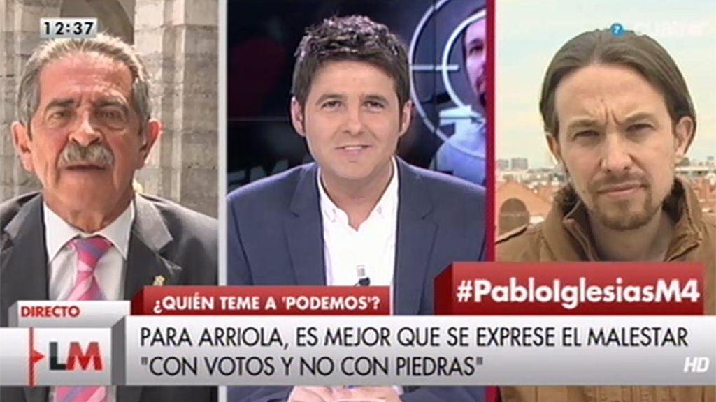 """Miguel Ángel Revilla: """"A mí me llaman demagogo y friki ¿Qué es eso?"""""""