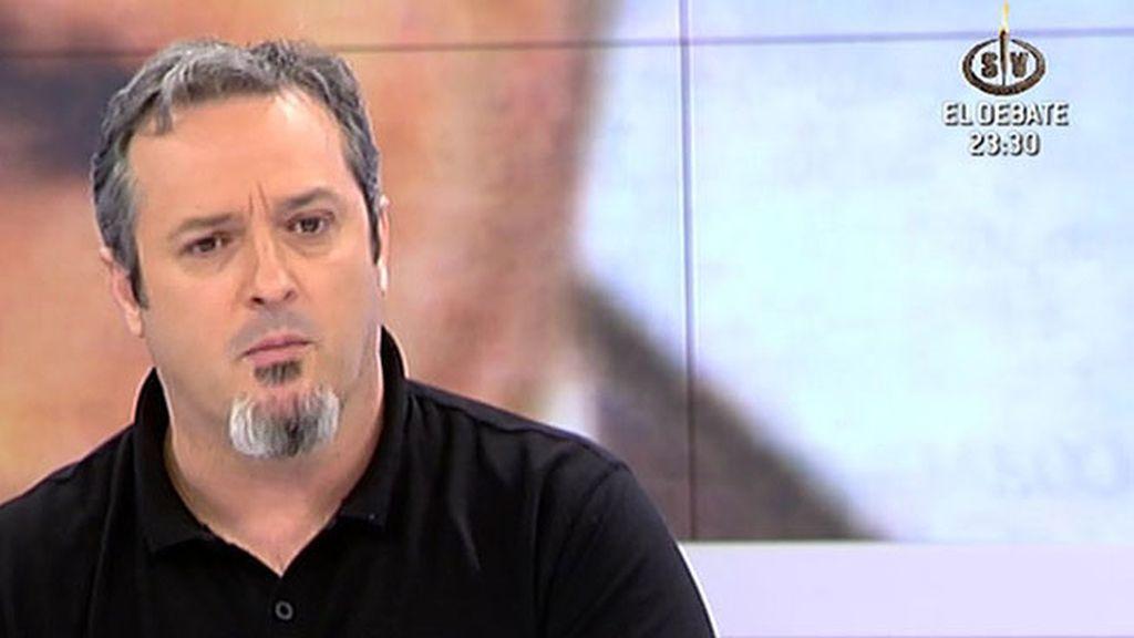 """José, portavoz de la familia de Andrés Díez: """"Hay tantas declaraciones de las víctimas como al contrario"""""""