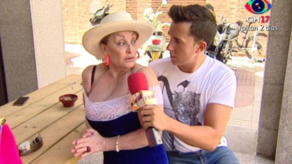 """Aramís Fuster llama a Belén Esteban """"ojos de sapo"""" y le dice: """"Princesa… ¿de qué pueblo?"""""""
