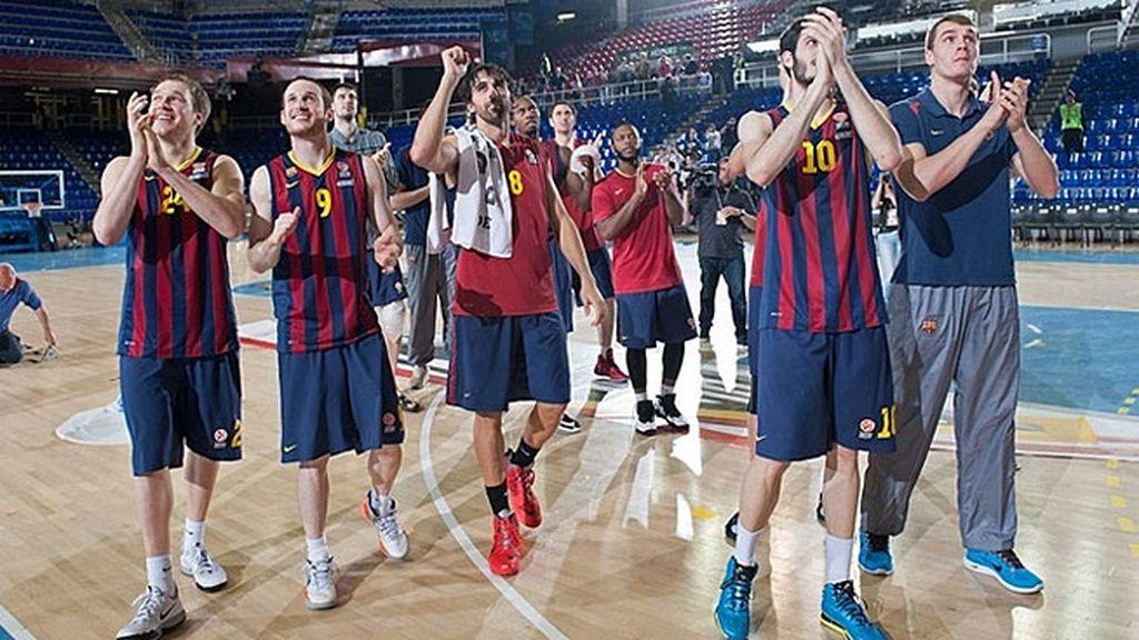 Así ha llegado el Barça a la Final Four