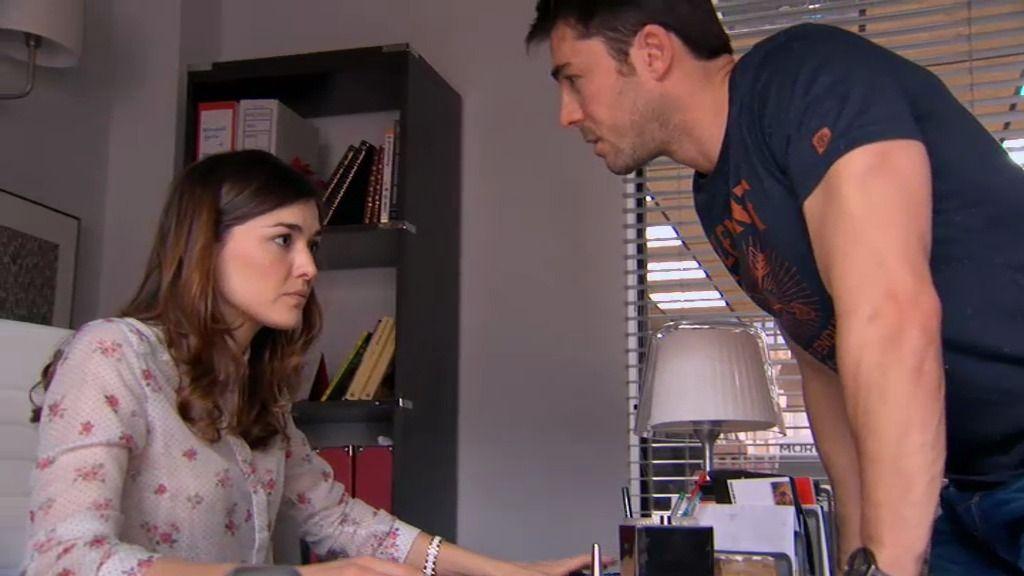 """Raúl, a Natalia: """"Estoy loco por ti y quiero apostar por esto"""""""
