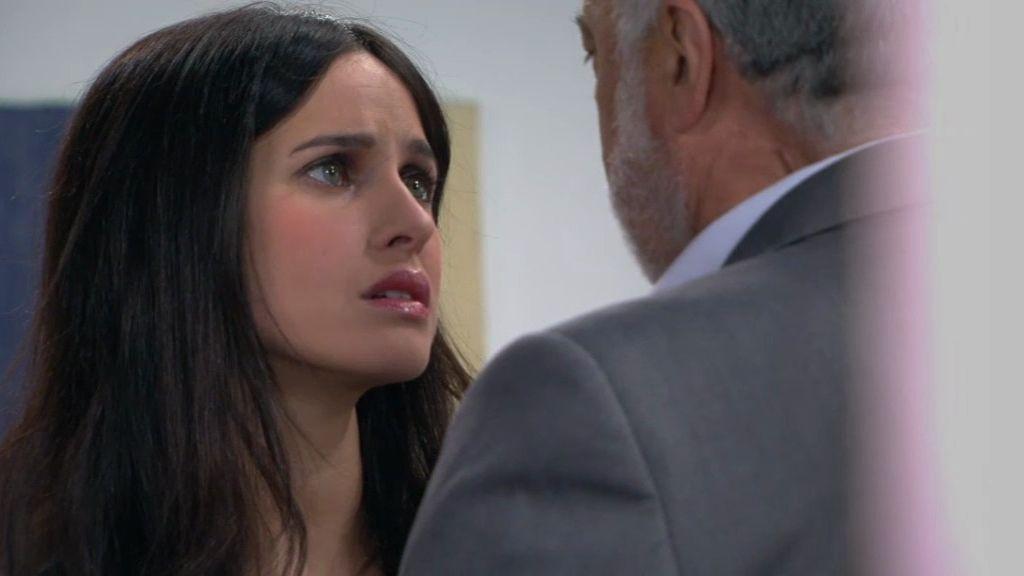 """Bornay, a Martina: """"Quiero que seas mi pareja y que no tengamos que escondernos"""""""