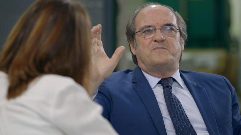 """Ángel Gabilondo: """"Es más fácil cometer errores en 136 años que en uno"""""""