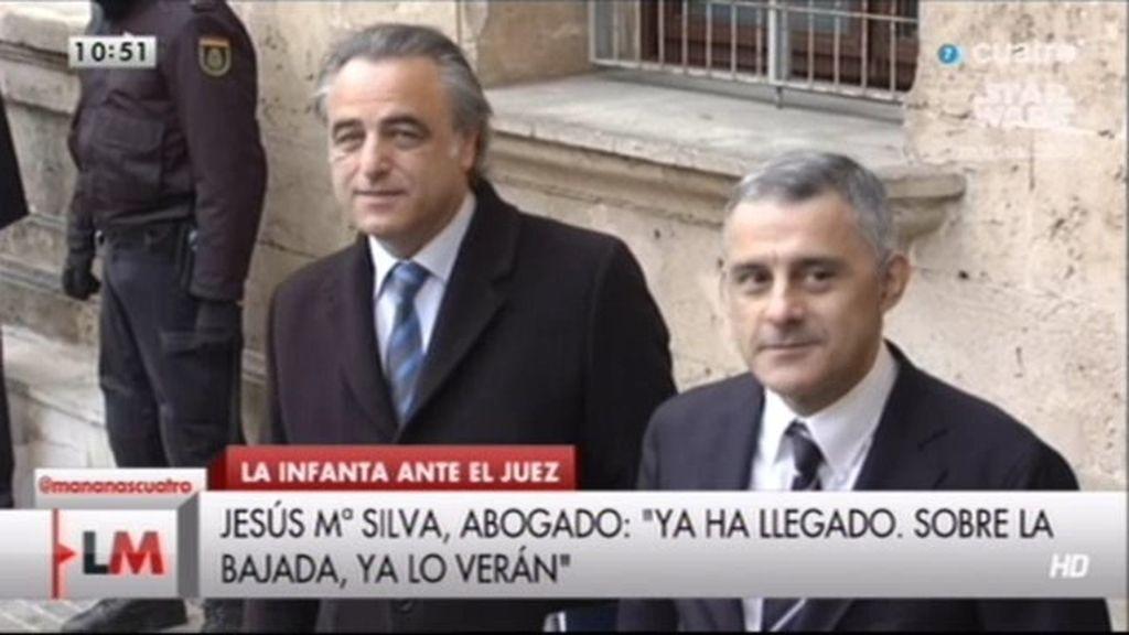 """Jesús Silva: """"Está todo en orden y preparado"""""""