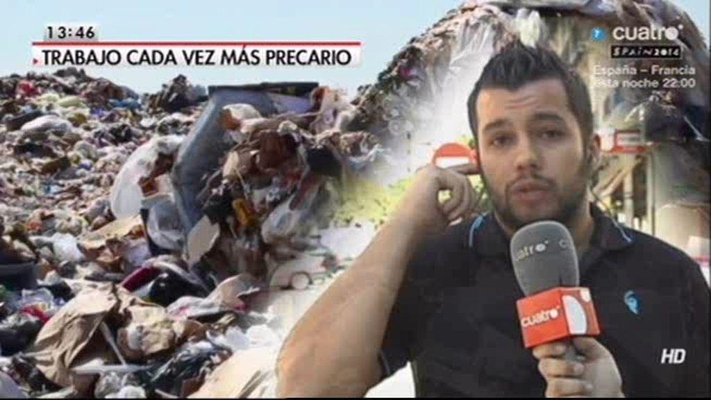 Los jóvenes españoles, principales víctimas del trabajo precario