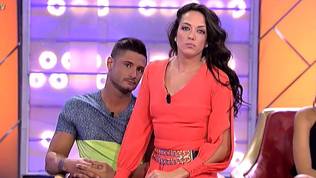Samira conquista a Nacho vestida de Abba
