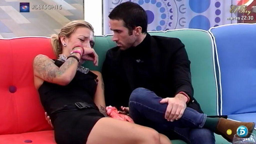 "Paula, a Luis: ""Va a haber un momento en el que ya no me voy a poder callar"""