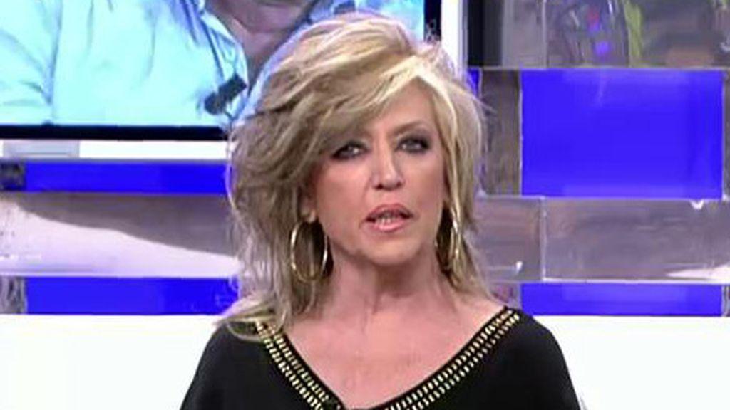"""Lydia Lozano: """"Estoy muy decepcionada con Kiko Matamoros"""""""
