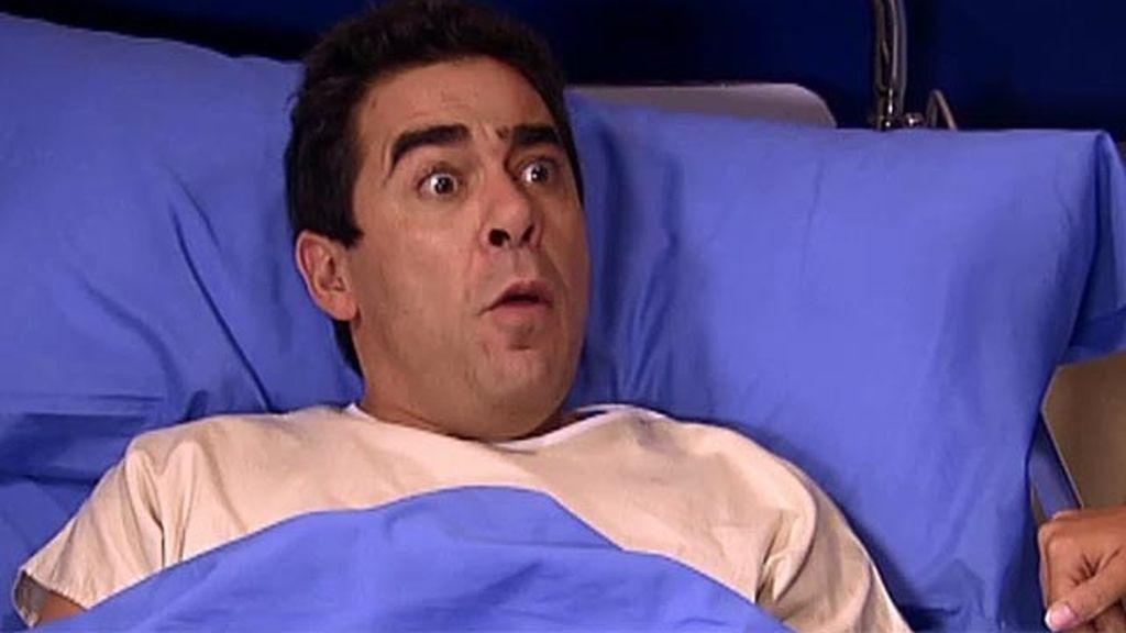 Amador se queda sin un testículo, ¿podrá pinchar a partir de ahora?