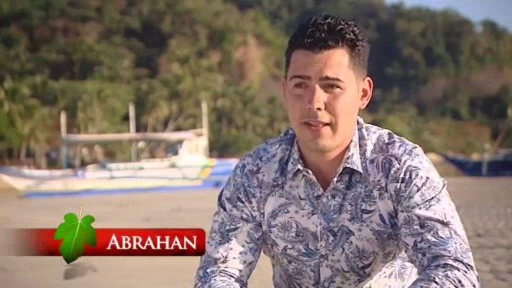 Abrahan, el gaditano 'ligoncete'