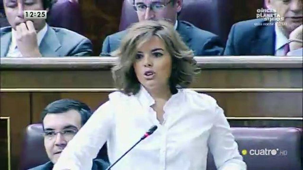 ¿Hay una 'Operación Menina' para sustituir a Rajoy por Soraya Sáenz de Santamaría?