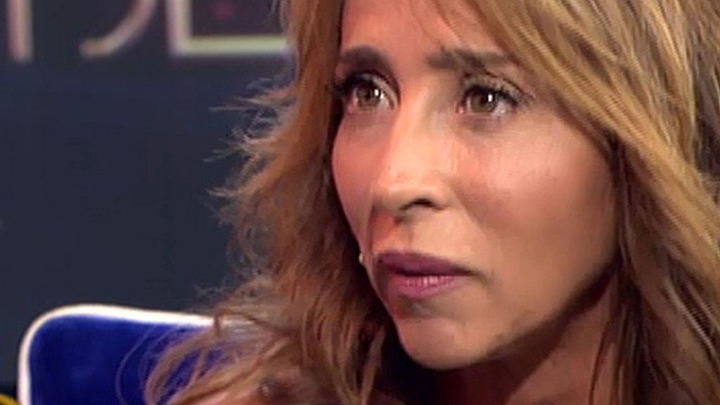 """María Patiño, sobre Terelu Campos: """"Sí esperaba un mensaje de ella"""""""