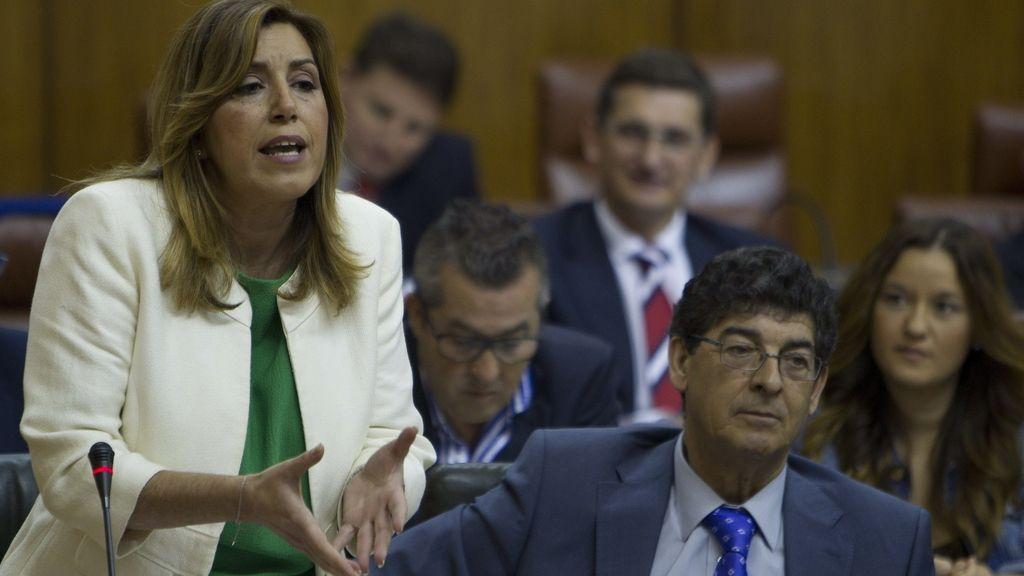 PSOE e IU no llegan a un acuerdo para encontrar una salida de la crisis