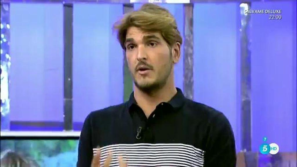 """Jorge, ganador de 'SV': """"Me arrepiento de no haber estudiado la biografía de la Pantoja"""""""