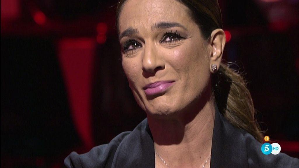 """Raquel Bollo se emociona al recordar su paso por 'Sálvame': """"Veo lo que ha sido mi vida"""""""