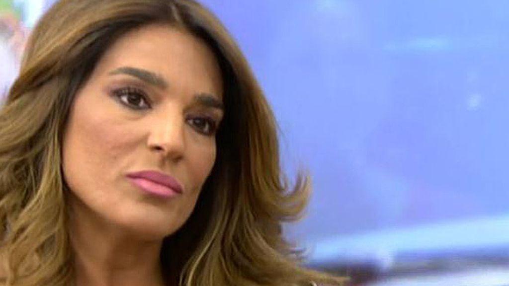 """Raquel Bollo: """"Juro que Isabel Pantoja no me ha hecho ninguna advertencia"""""""