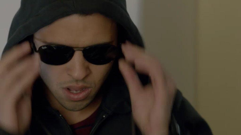 Hakim huye de la policía