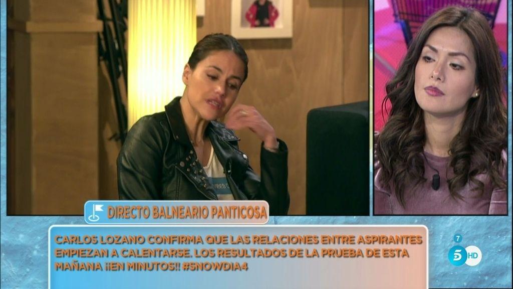 """Mónica Hoyos: """"No hay que dar protagonismo a gente que quiere vivir a costa nuestra"""""""