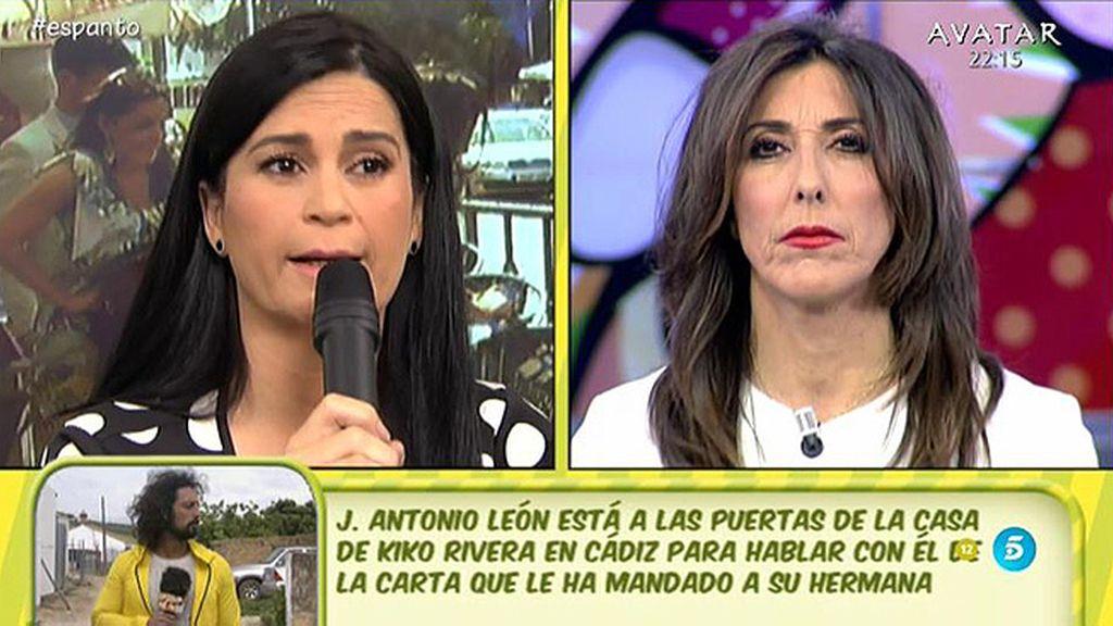 """Pepi Valladares: """"El tío Agustín estuvo un año sin hablar a Chabelita"""""""